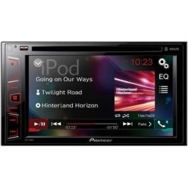 "Автомагнитола Pioneer AVH-290BT 6.2"" USB MP3 CD DVD FM 2DIN 4x50Вт черный"