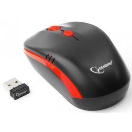 Мышь беспроводная Gembird MUSW-350 Black чёрный USB