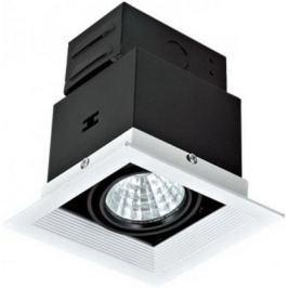 Встраиваемый светодиодный светильник Lucia Tucci Opzione 535.1-5W-WT/BK