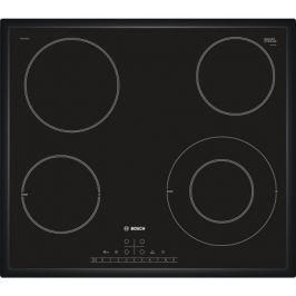 Варочная панель электрическая Bosch PKF646FP1 черный
