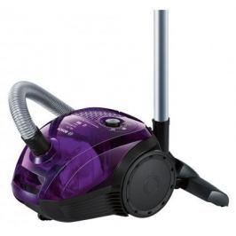 Пылесос Bosch BGN21700 с мешком сухая уборка 1700Вт фиолетовый