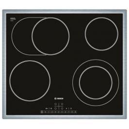 Варочная панель электрическая Bosch PKN645F17R черный