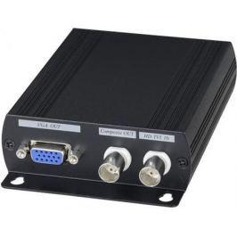 Преобразователь-разветвитель SC&T AD001TVI-2 HDTVI в HDMI/VGA/CVBS