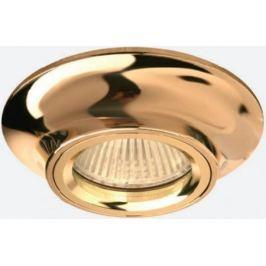 Встраиваемый светильник Donolux N1591-Gold