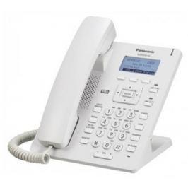 Телефон IP Panasonic KX-HDV130RU белый