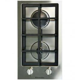 Варочная панель газовая Electronicsdeluxe TG2 400215F-000 серебристый GG4 750229F -016
