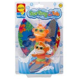 Резиновая игрушка для ванны ALEX Серфинг 884ST