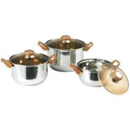 Набор посуды Bekker Classic BK-951 6 предметов
