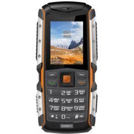 Мобильный телефон Texet TM-513R черный оранжевый