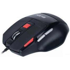 Мышь проводная Sven GX-970 Gaming чёрный USB