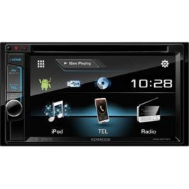 "Автомагнитола Kenwood DDX-4017BTR 6.2"" USB MP3 DVD CD FM 2DIN 4x40Вт черный"