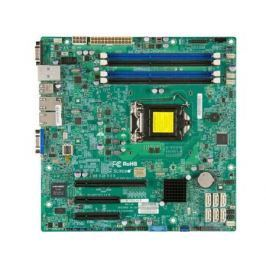 Мат. плата для ПК Supermicro MBD-X10SRL-F-B Socket 2011-3 C612 8xDDR4 3xPCI-E 4x 4xPCI-E 8x 10xSATAIII ATX OEM