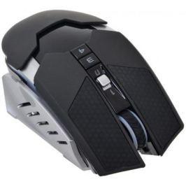 Мышь беспроводная A4TECH Bloody Warrior RT5 серый чёрный USB