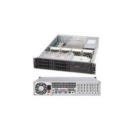 Серверный корпус 2U Supermicro СSE-823TQ-653LPB 650 Вт чёрный