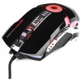 Мышь проводная Gembird MG-530 чёрный USB