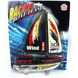 Катер Shantou Gepai Racing Boat Team 21 см 589
