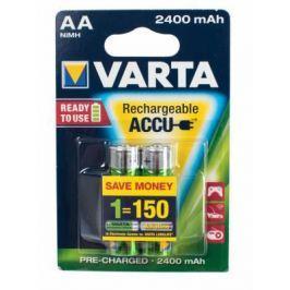 Аккумуляторы Varta R2U 2400 mAh AA 2 шт