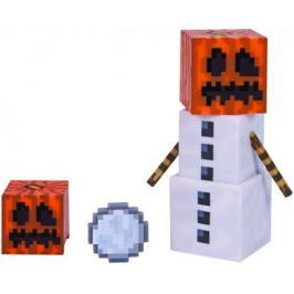Игровой набор Minecraft Снежный голем с аксессуарами