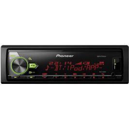 Автомагнитола Pioneer MVH-X580BT USB MP3 FM RDS 1DIN 4x50Вт черный