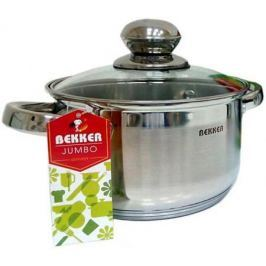 Кастрюля Bekker Jumbo ВК-1261 3.6 л 20 см
