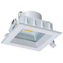 Светодиодный встраиваемый светильник (08580) Uniel 3000K ULT-D02E-20W/WW