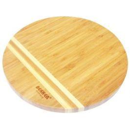 Доска разделочная Bekker BK-9726 25x1.8 бамбук