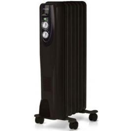 Масляный радиатор BALLU BOH/CL-07BRN 1500 Вт чёрный