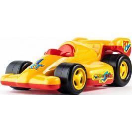 Автомобиль Полесье Формула гоночный желтый