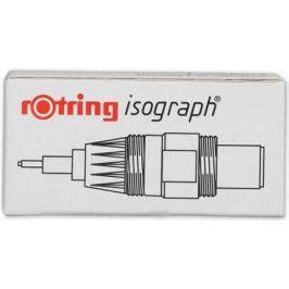 Пишущий элемент Rotring для рапидографа 0.30мм пластик S0219360