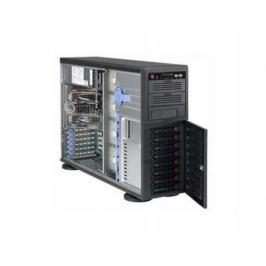 Серверный корпус E-ATX Supermicro CSE-743T-665B 665 Вт чёрный