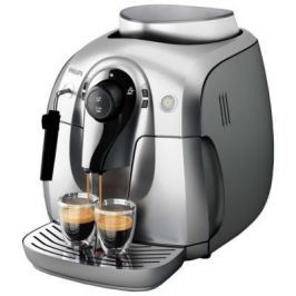 Кофемашина Philips HD8649/51 серебристый