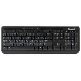 Клавиатура Microsoft Wired Keyboard 600 USB черный ANB-00018
