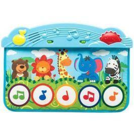 Музыкальный коврик Жирафики Веселый зоопарк 68150
