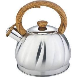 Чайник Bekker Premium BK-S605 серебристый 2 л нержавеющая сталь