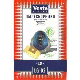 Комплект пылесборников Vesta LG 02 5шт