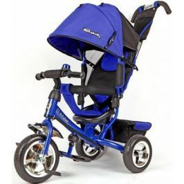 "Велосипед Moby Kids Comfort 10""/8"" синий"