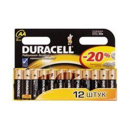 Батарейки Duracell Turbo MAX LR6-12BL AA 12 шт