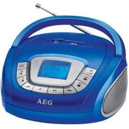 Магнитола AEG SR 4373 blau