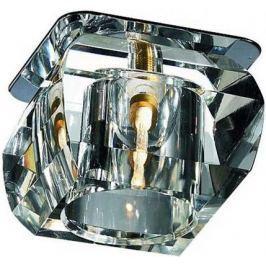 Встраиваемый светильник Novotech Crystals 369285