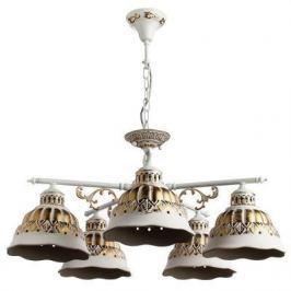 Подвесная люстра Arte Lamp Chiesa A2814LM-5WG