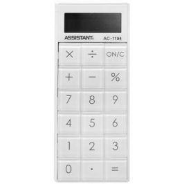 Калькулятор карманный Assistant AC-1194 8-разрядный