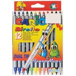 Набор фломастеров Universal CARIOCA BIRELLO 2.5 мм 12 шт разноцветный 41457/12 41457/12