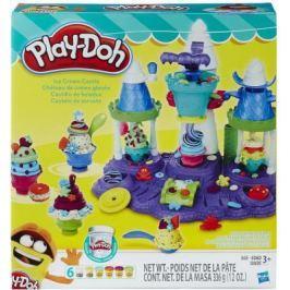 Набор для творчества Hasbro Play-Doh Замок мороженого B5523