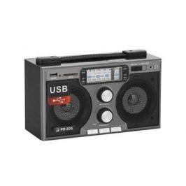 Радиоприемник Сигнал БЗРП РП-306 черный