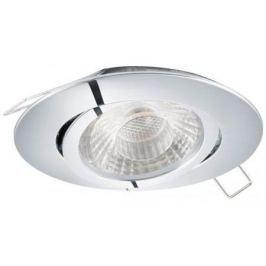 Встраиваемый светодиодный светильник Eglo Tedo 1 95355