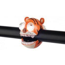 Фонарик Crazy Stuff TIGER light с брелком оранжевый 320240