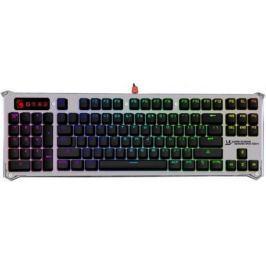Клавиатура проводная A4TECH B845R USB черный