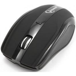 Мышь беспроводная Gembird MUSW-214 чёрный USB