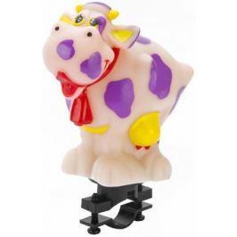 Клаксон RichToys CB-3047 Корова разноцветный