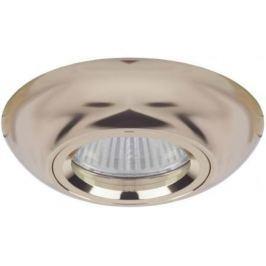 Встраиваемый светильник Donolux N1592-Gold